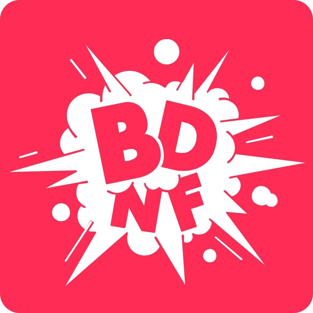 BDNF : la fabrique à BD